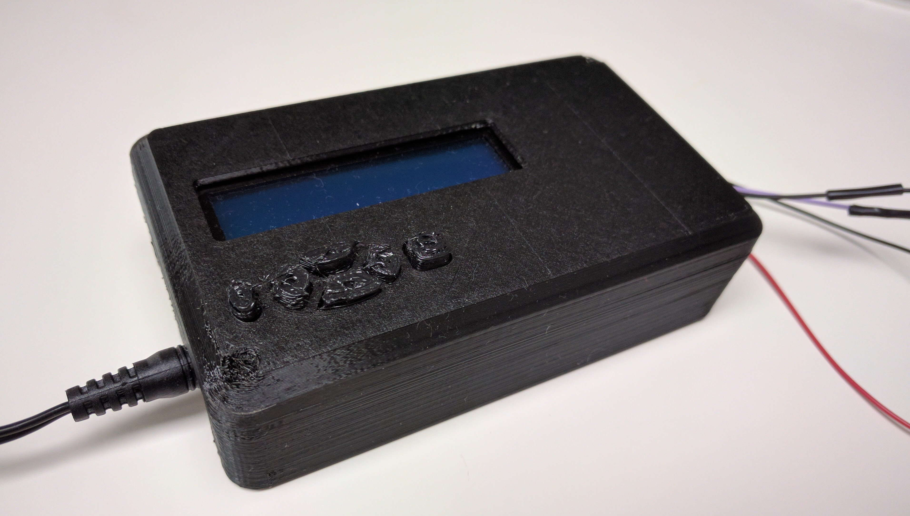 Picture of 3D Print the Enclosure (optional)