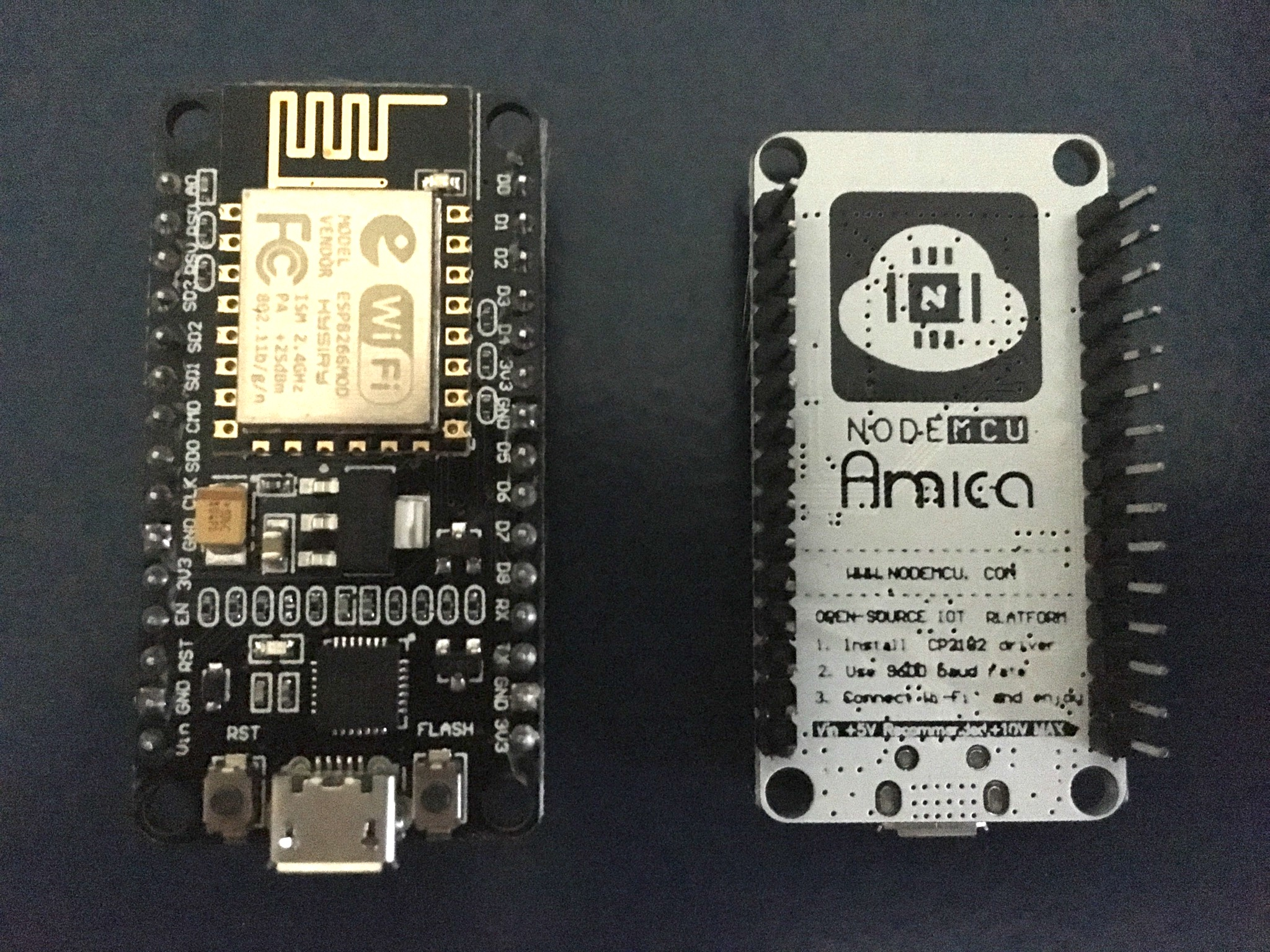 Picture of Quick Intro: a Beginner's Guide to ESP8266 NodeMCU Development Kit