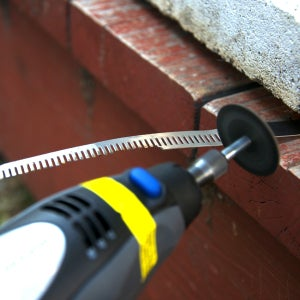 Cut and Shape the Tension Wrench