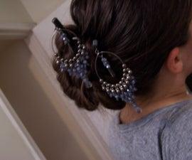 Interchangeable Hair Sticks