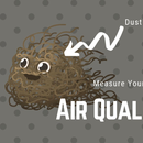 Particle Powered Air Quality Monitor