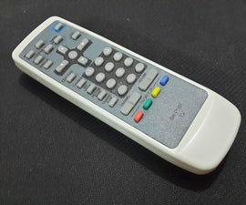 How to Repair a Remote Control