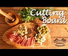 10 Minutes Cutting Board - Perfect for Gifts