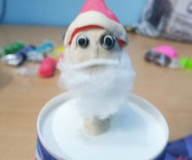 Tiny Cute Santa Toy! (part 1)