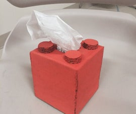 乐高纸巾盒(小)封面