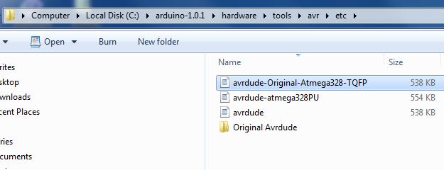 Picture of Update Signature Inside Avrdude Conf File