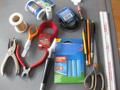 Supplies and Tools