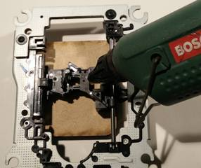 Step 4 – Assemble Printbed and Y-Drive Motor