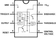 Build 555 Astable Multivibrator Circuit