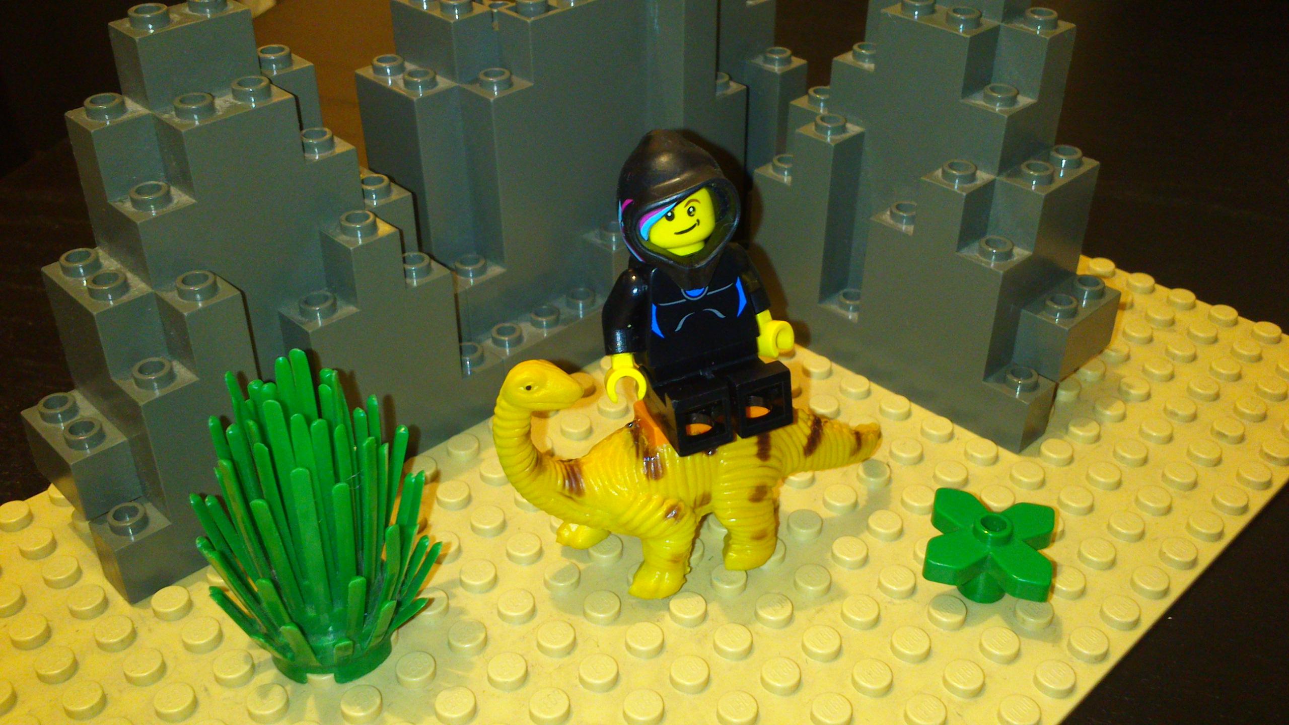 Picture of Legosaurus