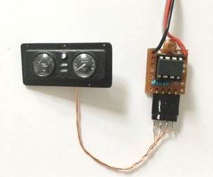 Working RC Car Speedometer