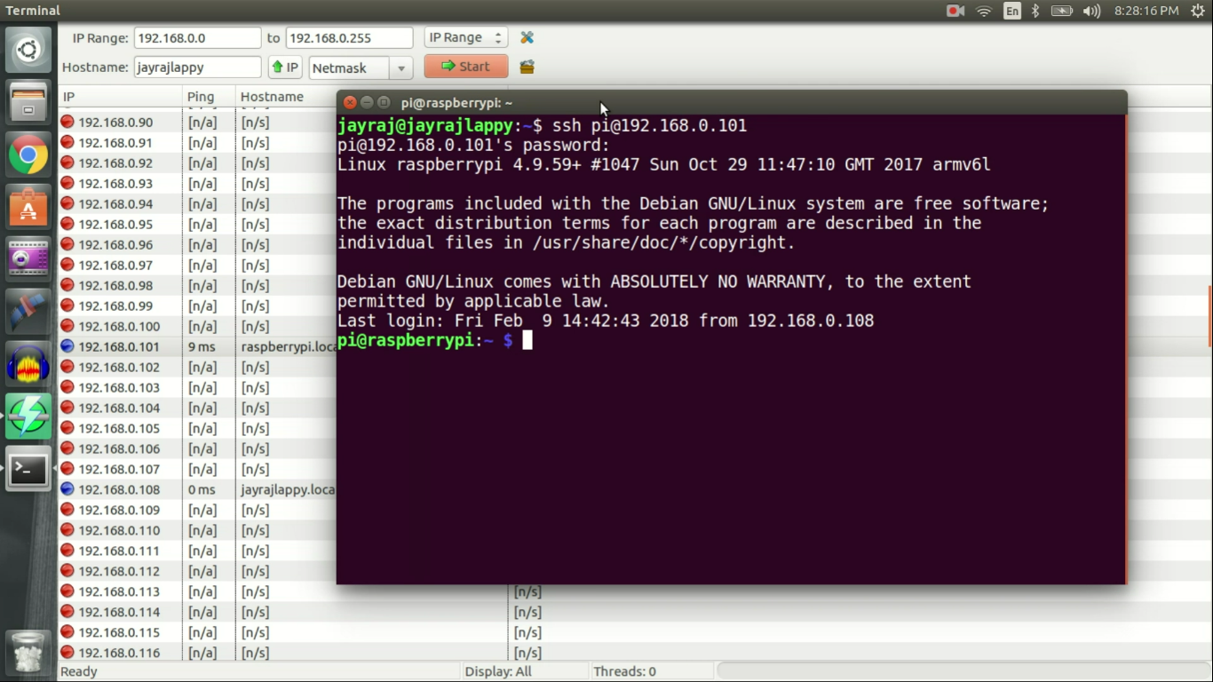 Picture of Enabling Remote Login to Raspberry Pi
