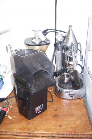 Picture of Roast Your Own Coffee, the Easy Way!