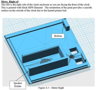 3D Printing - Meter_Right.stl