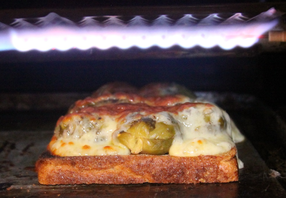 Picture of Grill the Cheese on Sprouts