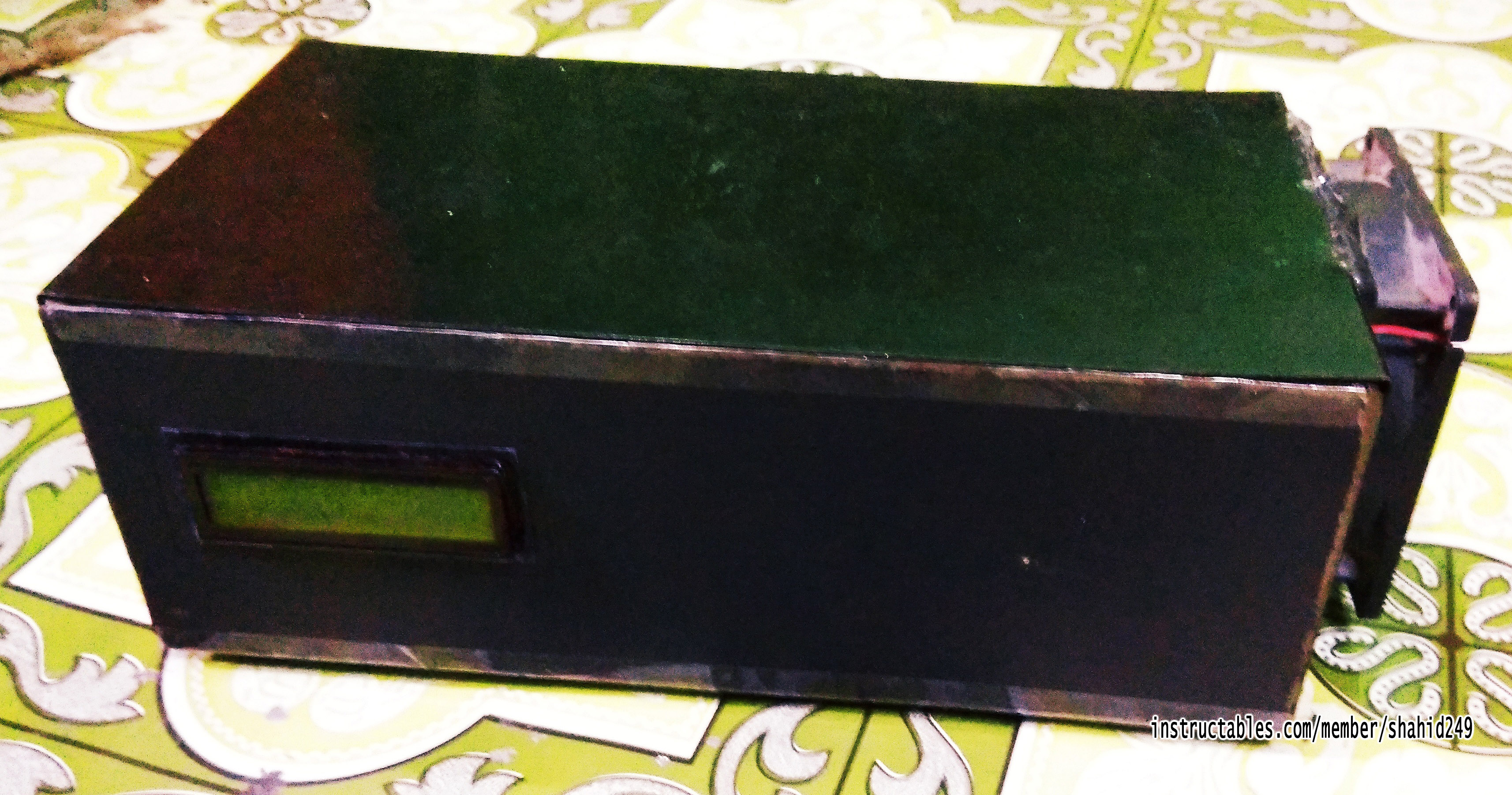 Picture of Make A.C 220 Volt Automatic Stabilizer Using Arduino NANO or UNO