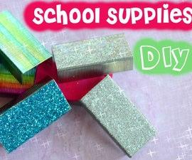 6 DIY School Supplies