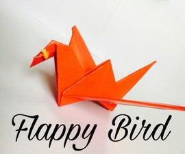 DIY: Flapping Bird
