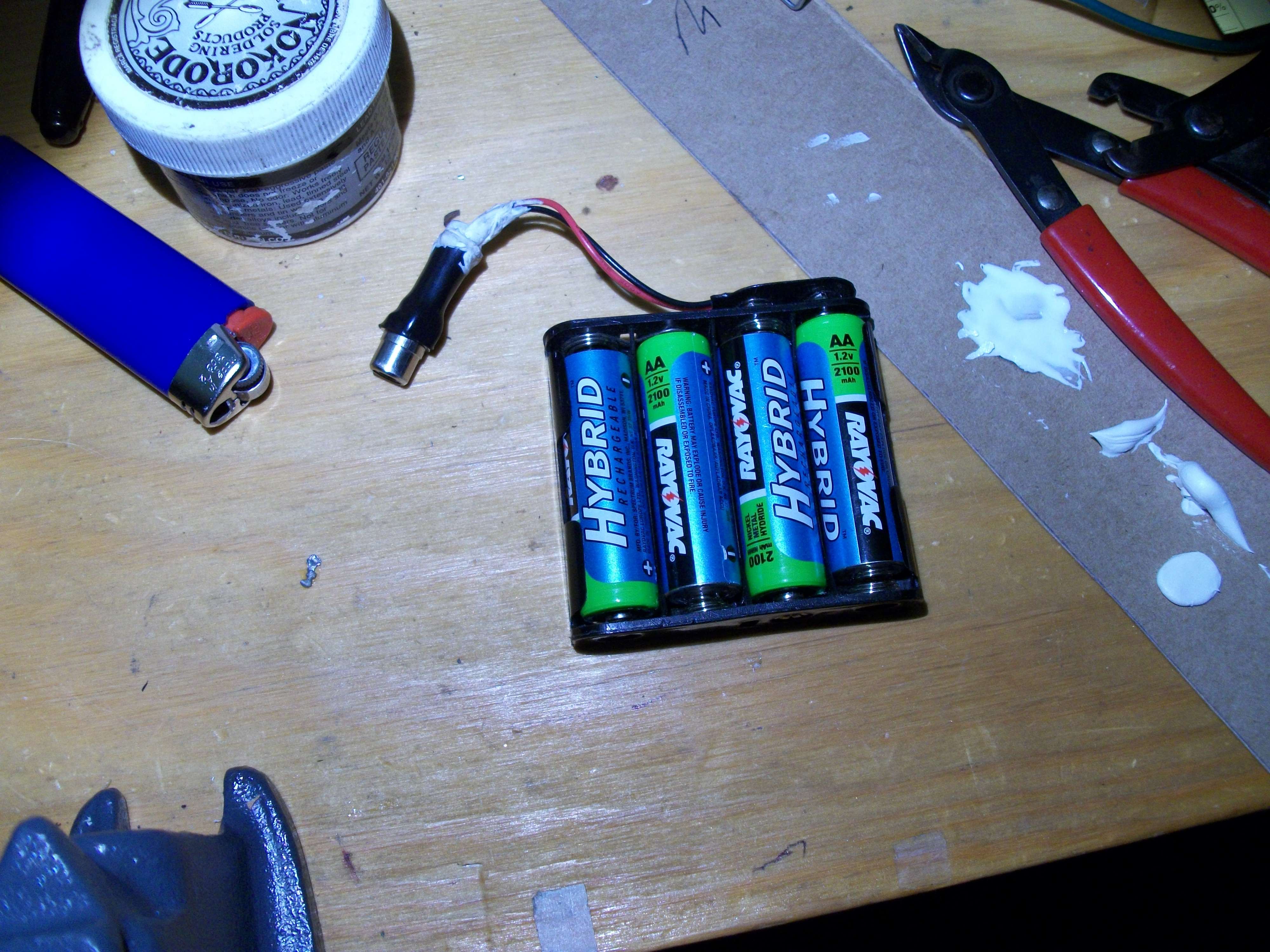 Picture of Battery Pack, Epilogue
