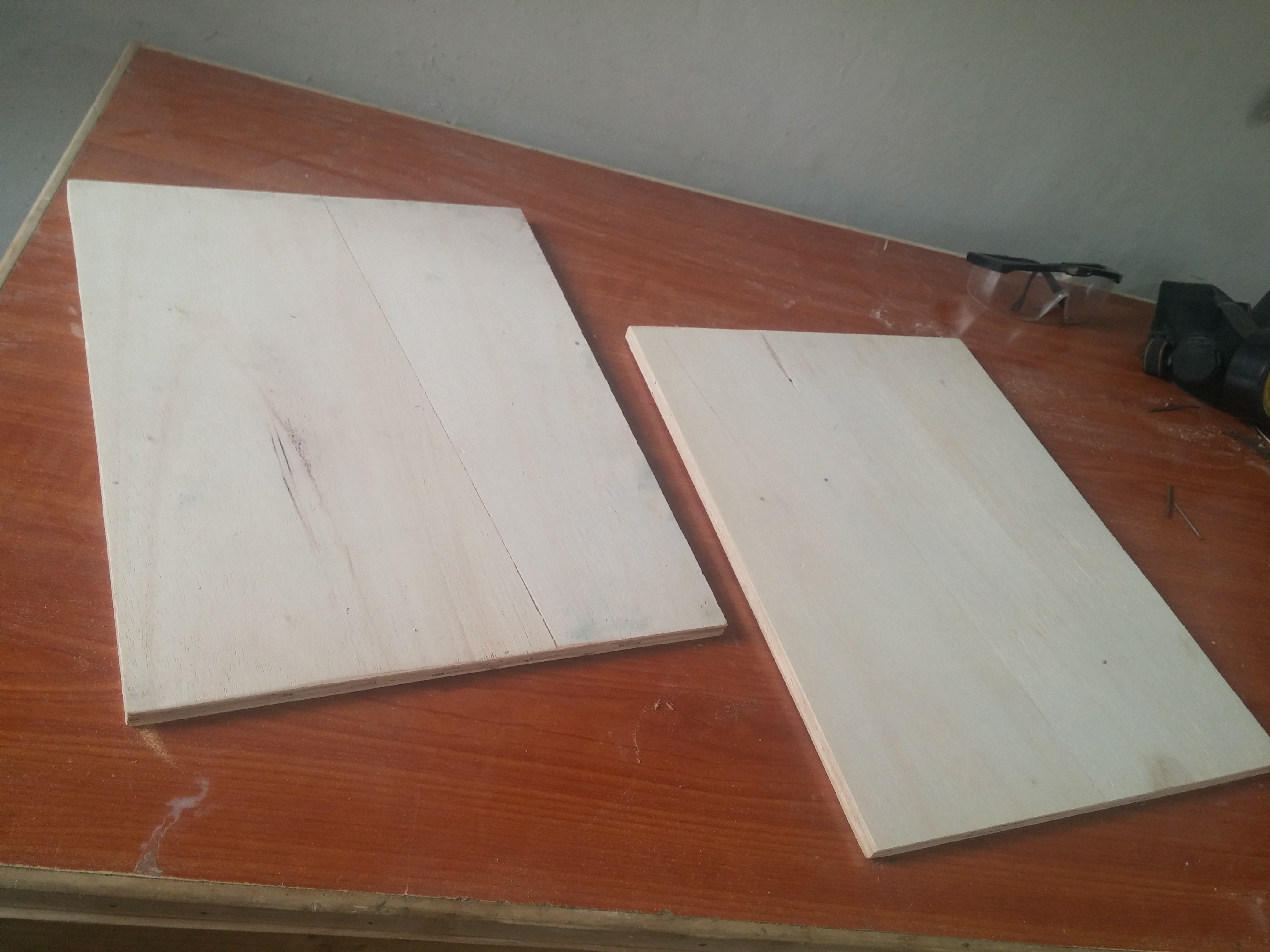 Picture of Making the Foldable Doors