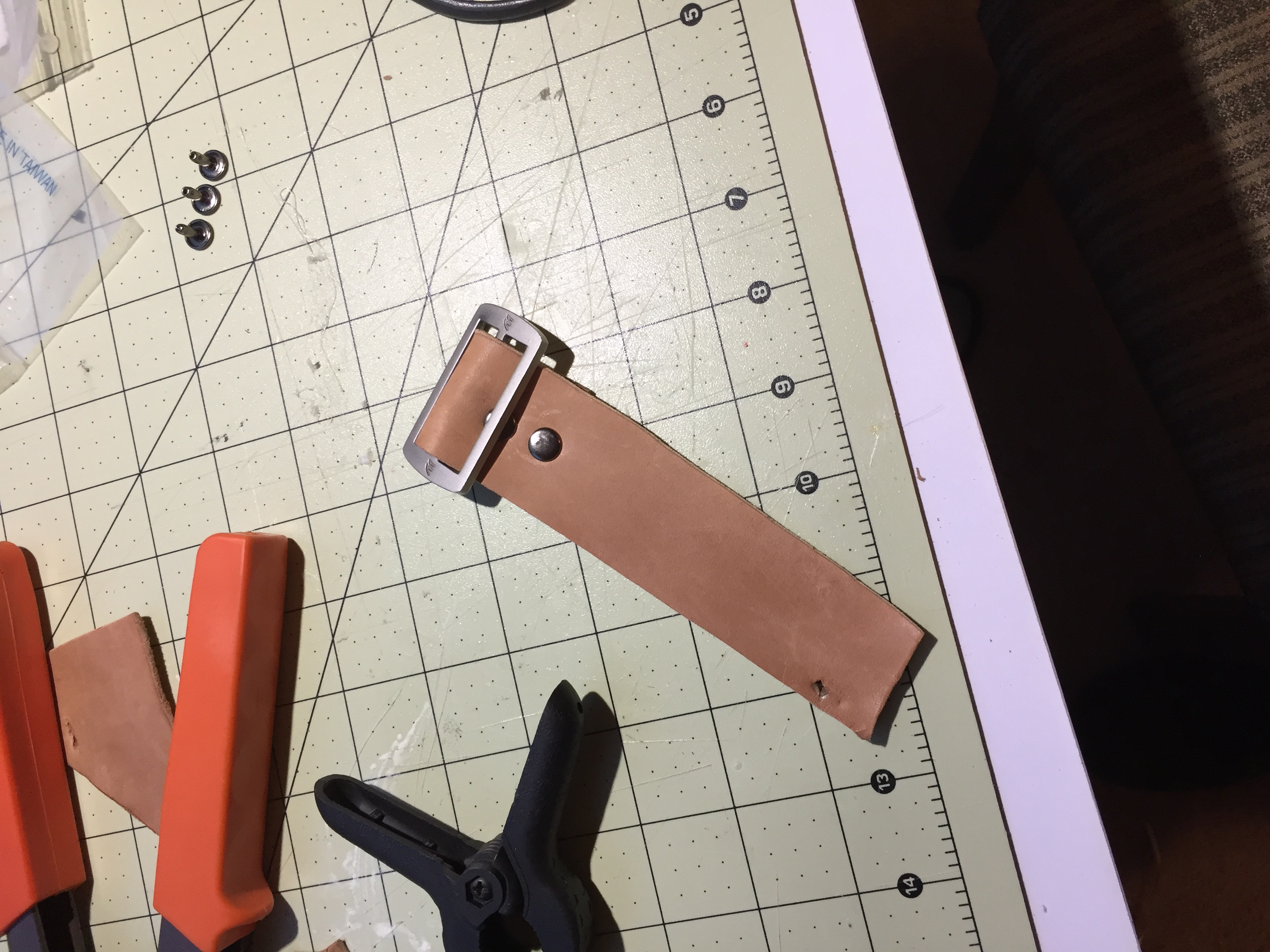 Picture of Adjustable Buckles