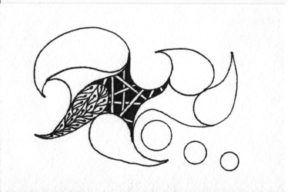 Picture of Drawing Your Zentangle