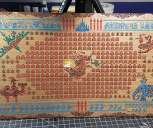 Calamity Ganon Tapestry From Legend of Zelda: Breath of the Wild