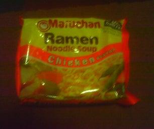 Cinnamon Ramon Noodles