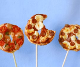 Pizza on a Stick