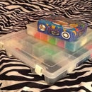 How I Organize My Rainbow Loom Case(s)