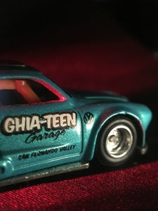 Toy Car Basics