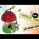 Witch House- 3D Pen