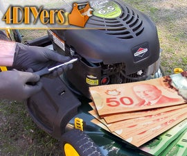 How to Make Money Selling Lawnmowers