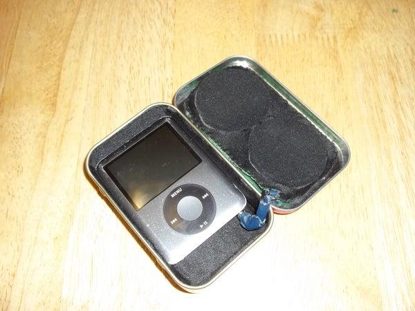 Altoid Ipod Speaker Case