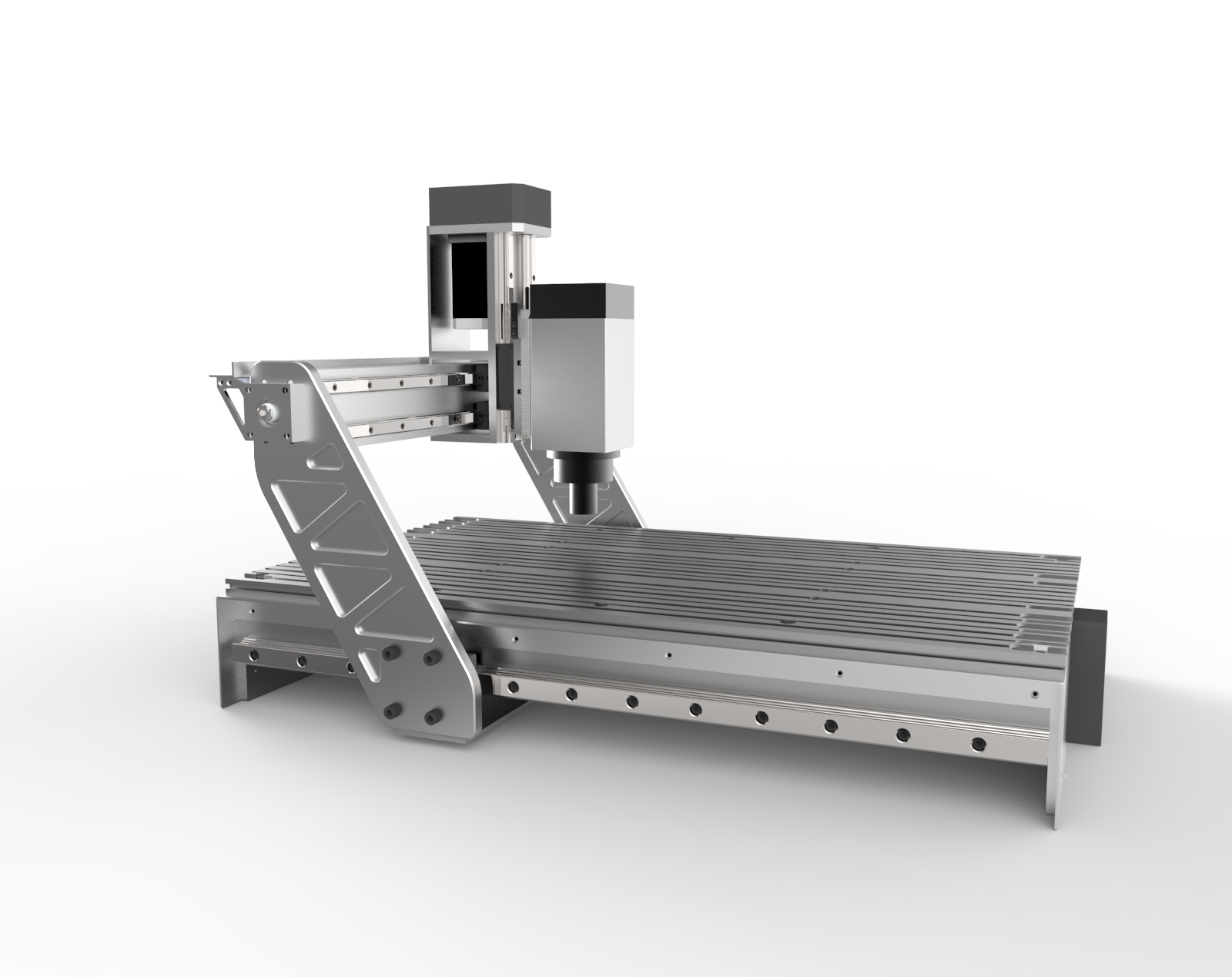 Picture of Building Your Own CNC Router/milling Machine