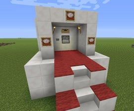 Minecraft Vending Machine (that You Have to Pay to Get Stuff)