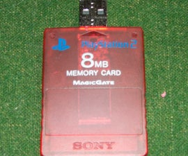 Change Old PS2/PS1 Memory To USB Thumbstick
