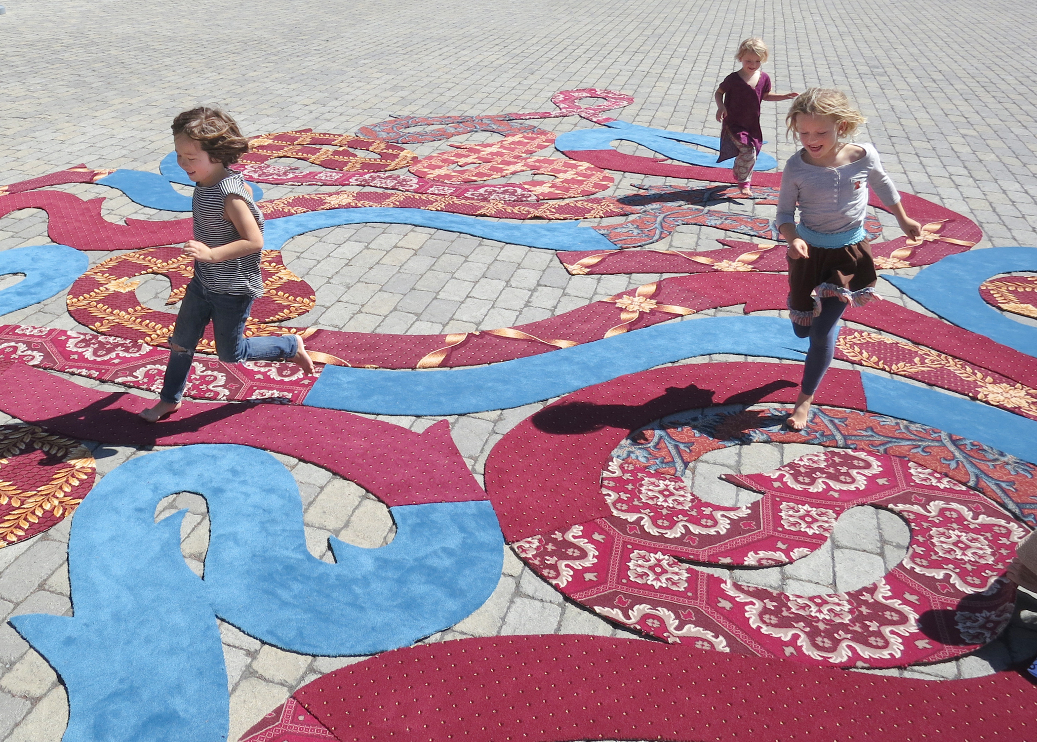 Picture of Walking the Labyrinth