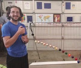 Giant Portable Wave Pendulum
