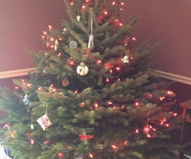 Control lights on Christmas tree via Arduino, Android, and Bluetooth!