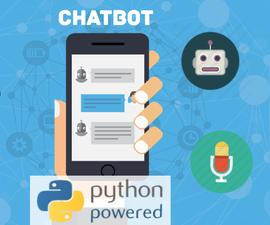 Make a Python Powered ChatBot #Raspberry Pi