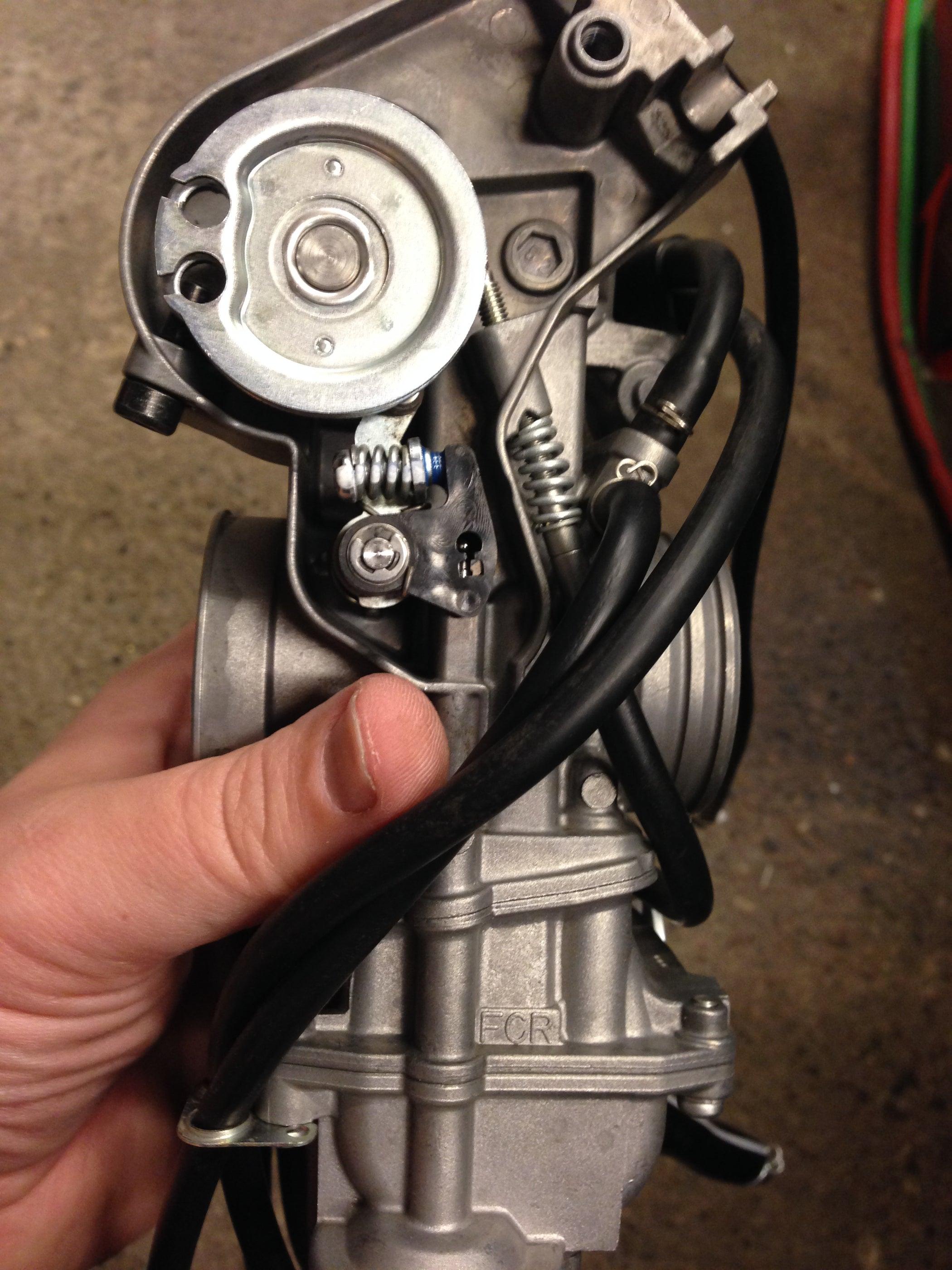 Fixing The Dreaded Lean Bog On Keihin Fcr Carburetors 4 Steps 2006 Xr650l Wiring Diagram