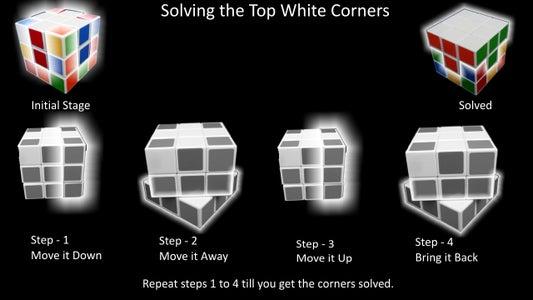 Top White Corner