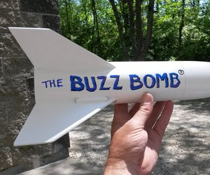 The Buzz Bomb Funeral Rocket