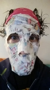 The Paper Face