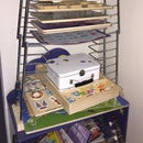 Expandable Puzzle Storage Rack for All Shapes & Sizes