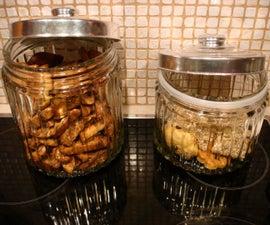Cookie Jar Lid Fix