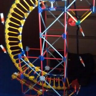 K'nex Semi-Circle Lift