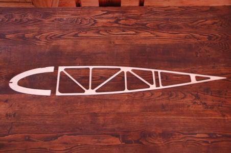 CNC Wing Ribs