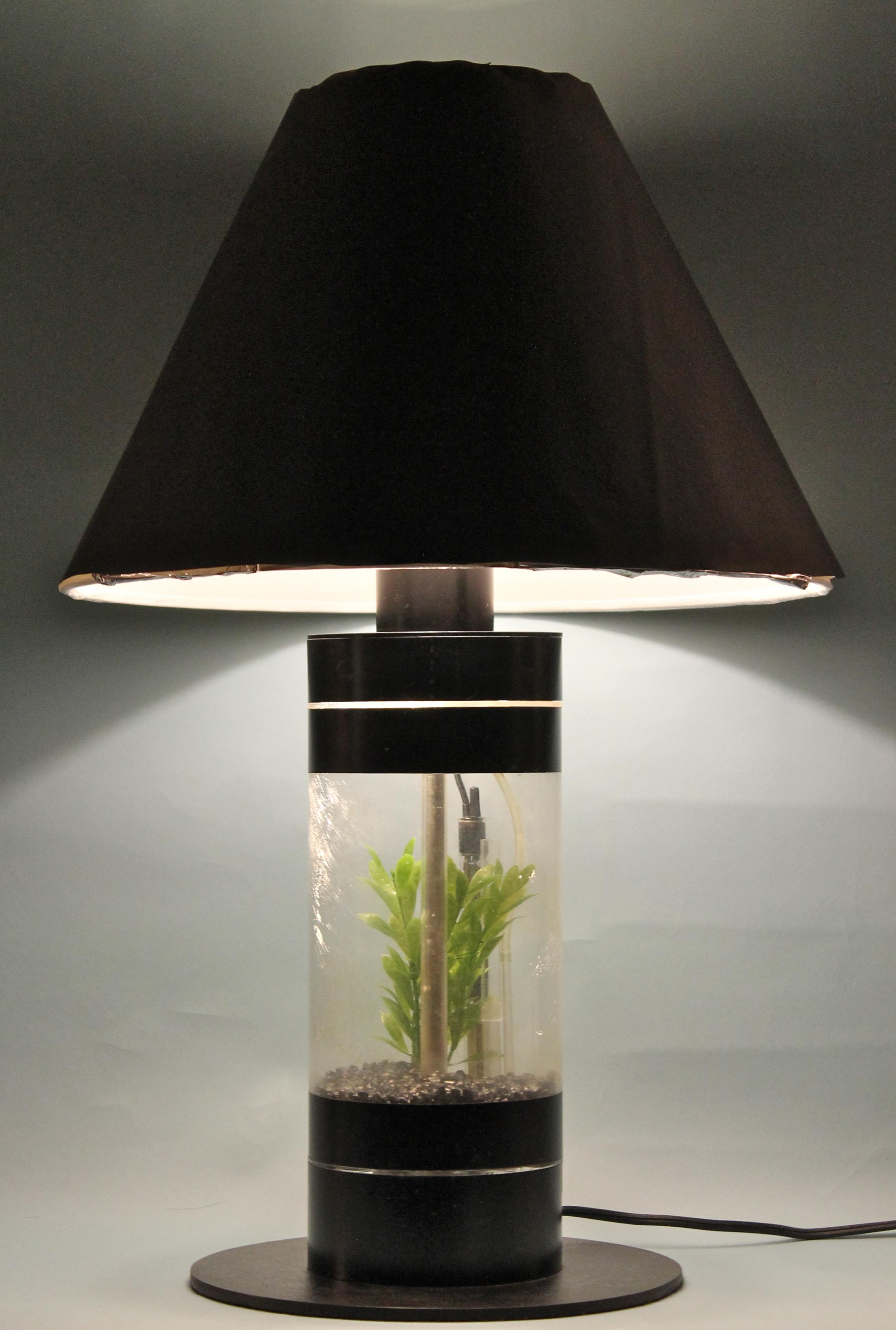 Picture of Aquarium Table Lamp